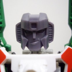 Builder Head (Smirking Jet)