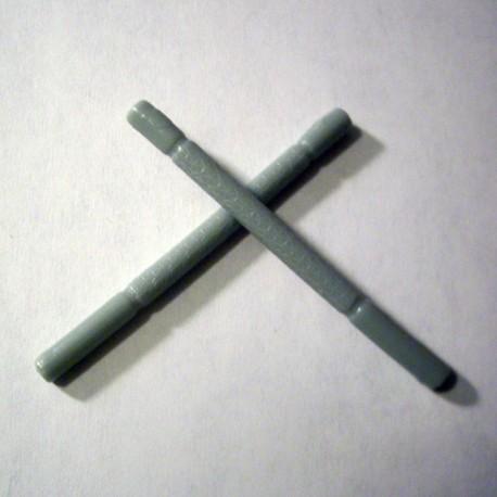 Batons x2