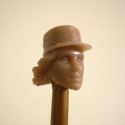 Female 1:18 Head