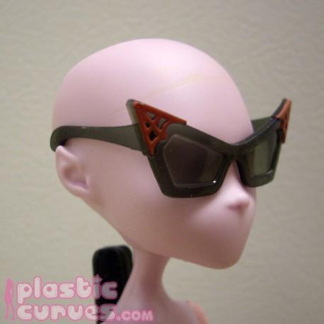 Webbed Glasses