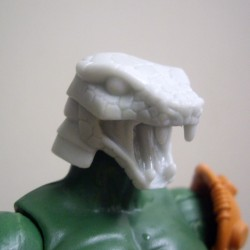 Serpent Warrior 3