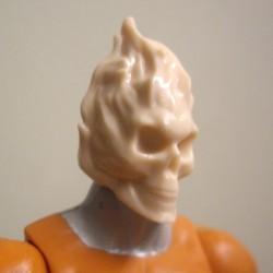 Skull (Flaming)